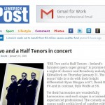 Ireland's funniest opera super group!
